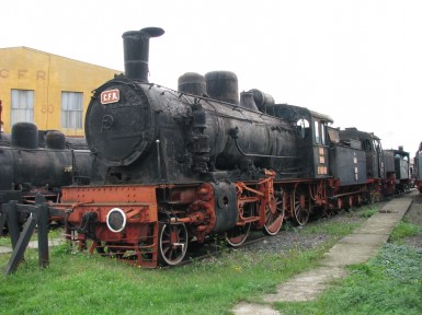 CFR 130.503 at Sibiu Steam Locomotive Museum 01