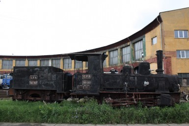 CFR 388.002 at Sibiu Steam Locomotive Museum 01