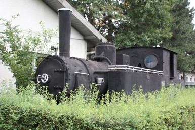 CFR 6845 at Sibiu Steam Locomotive Museum 01