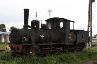 CFR 388.002 at Sibiu Steam Locomotive Museum 05