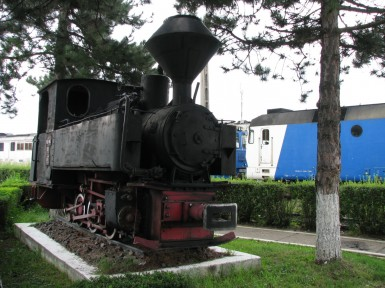 CFR 763.148 at Sibiu Steam Locomotive Museum 01