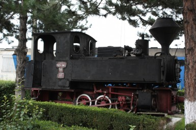 CFR 763.148 at Sibiu Steam Locomotive Museum 04
